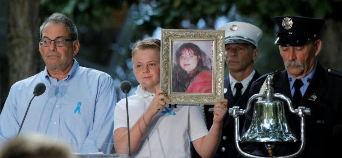 A 18 años de 9/11: Inicia conmemoración en Zona Cero de Nueva York