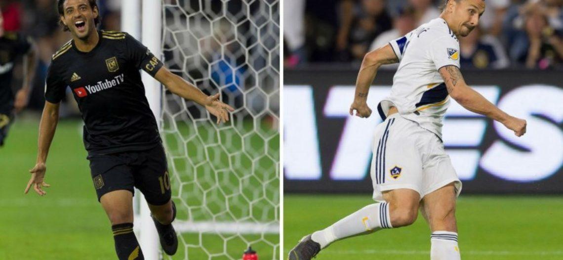 Zlatan vs Vela, ¿quién es el verdadero rey de la MLS?