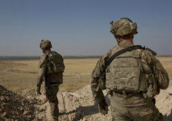 Soldados de EEUU salen de Siria rumbo a Irak