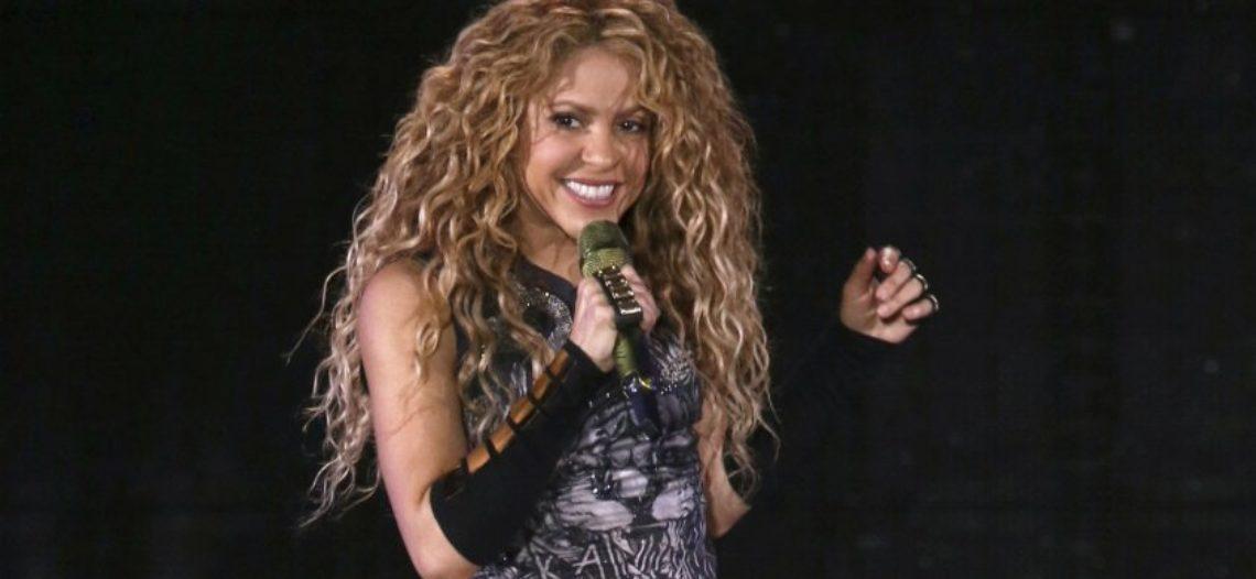Shakira planea homenaje a cultura latina en medio tiempo del Super Bowl
