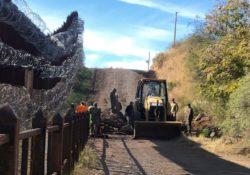 Hallan narcotúnel en frontera entre Sonora y Arizona