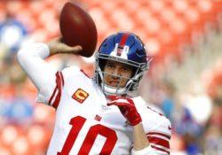 Eli Manning se retira tras 16 temporadas y dos Super Bowls