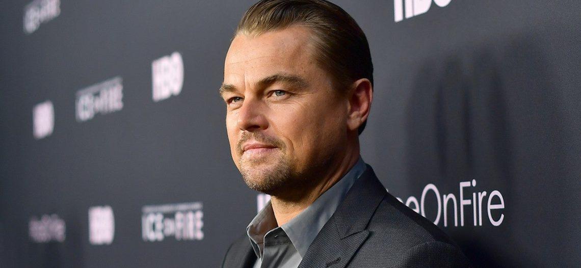 DiCaprio donará 3 mdd para combatir incendios en Australia