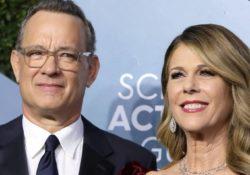 Tom Hanks y Rita Wilson dejan hospital y empiezan cuarentena en casa