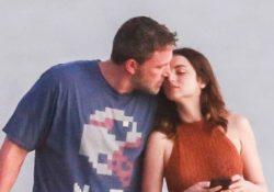 Ana de Armas y Ben Affleck estrenan romance