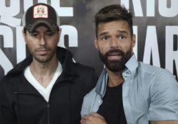 Enrique Iglesias y Ricky Martin anuncian gira juntos