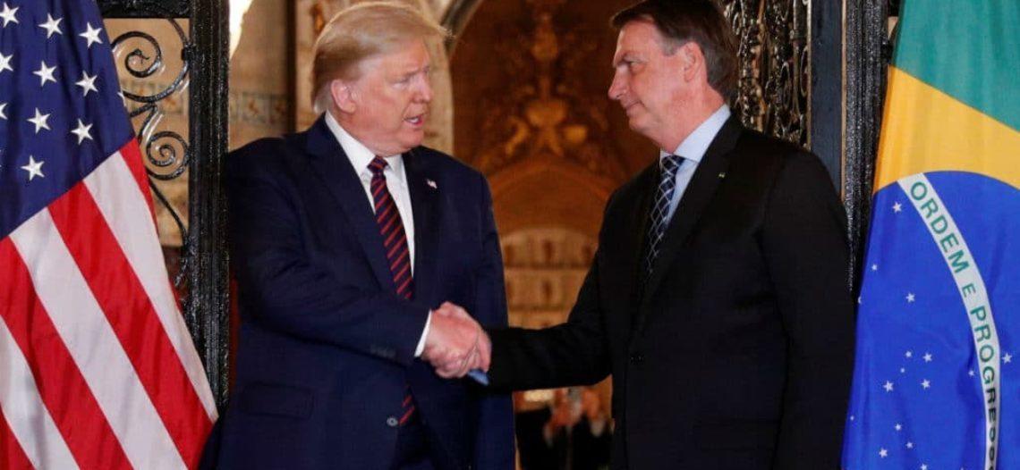 Bolsonaro da positivo por COVID-19 tras reunión con Trump