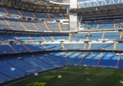 Real Madrid cede Santiago Bernabéu para combatir pandemia